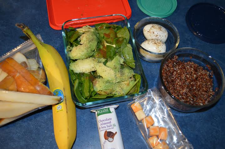 Healthy Work Meals to Last the Week